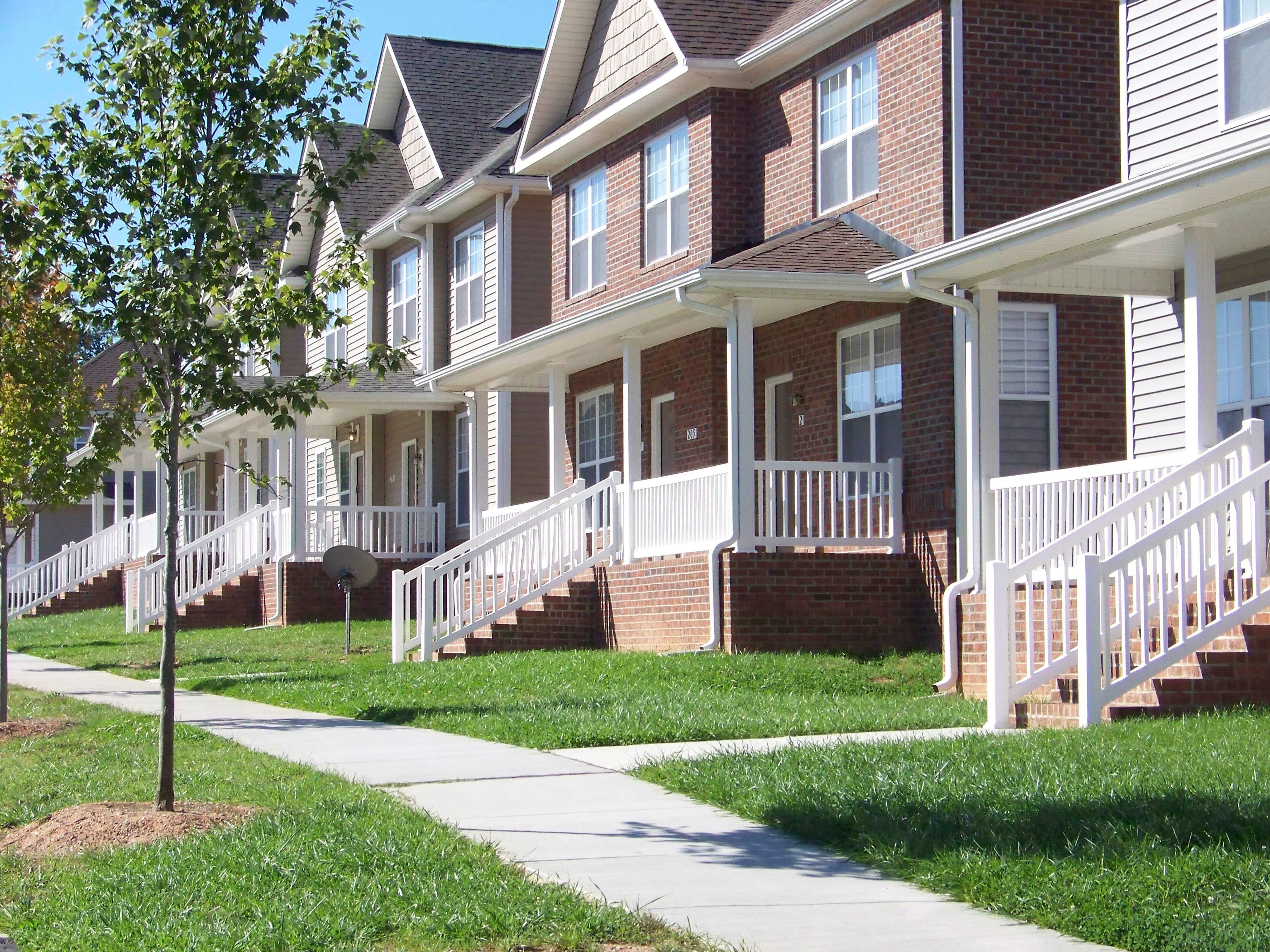 Durham's Eastway Village. (Photo by Erika Smith)