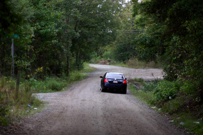But not all homeowners on dirt streets want their roads paved.