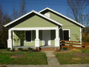 A newly renovated house is for sale at 204 Vine St. (Photo courtesy of Jubilee Restoration Project)