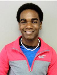 Teen Editor-in-Chief Sharif Ruebin